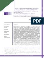 Gaztañaga, Piñeiro, Ferrero - Afectos y efectos de Estado. Procesos políticos en torno a la creación de infraestructura, planificación urbana y turistificación