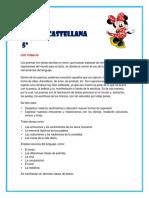 SINTESIS III PERIODO ESPAÑOL- QUIZ VIRTUAL