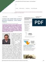 CLÍNICA DEL ESPECTRO AUTISTA (Artículo Completo) – Jean-Claude Maleval