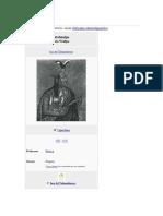 El Inca Atahualpa