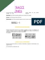 Sintesis Matematicas Quiz