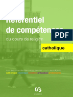 Referentiel de Competences CATHOLIQUE 2013 (1)