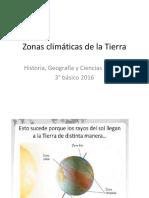 Zonas Climaticas 2016