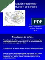 Transduccion de Senales Seminario 2010 Parte I