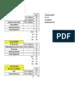Analisis de Cargas Cimentaciones