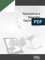 Livro Geometria e Desenho Geométrico Fael