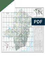 MG Mapa Da Divisao Municipal Julho 2017 A0
