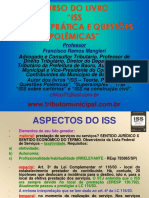 Curso Do Livro ISS Teoria Pratica e Questoes Polemicas 2016