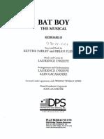 Bat boy Keys II
