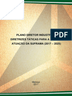 Plano Diretor Industrial 2017_2025 - Suframa