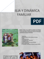 Familia, Tipos, Ciclo Vital y Dinamica.