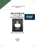 Maximas de Santa Maria