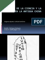 Historia de la ciencia y la técnica en la antigua China (Adjuntos)