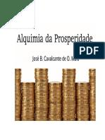 Alquimia Da Prosperidade