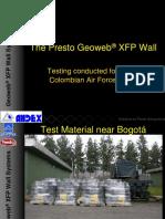Muro Geoweb Fac-xfp