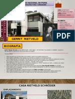 Historia III _ Gerrit Rietveld