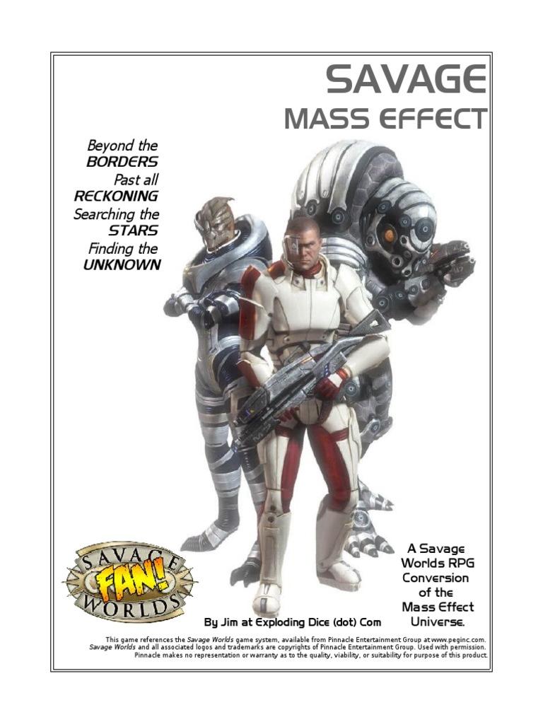 Mass Effect - Savage Worlds - Conversion Book.pdf