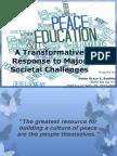 Ed 11 - Peace Education