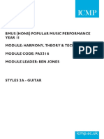 Guitar Styles 2a