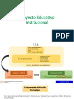 Componente Pedagógico Del Pei