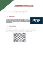 Informe 7- Unión y Reparación de Páños.