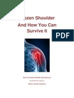 Frozen Shoulder Book