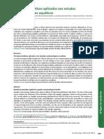 1. Princípios Bioéticos Aplicados Aos Estudos Ecotoxicológicos Aquáticos