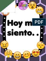 Hoy Me Siento PDF