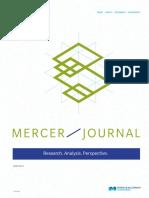 Mercer Journal July 2014