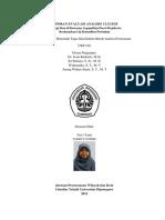 Laporan Praktikum Analisis Cluster
