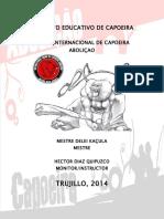 Plan de Trabajo Capoeira