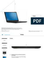 Inspiron 15 7559 Laptop Reference Guide Es Mx