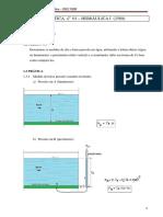 P 01 - Hidr I Medidas de Pressão