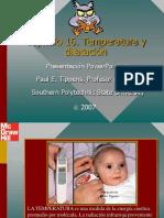 16 - Temperatura y Dilatación