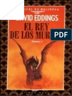 El rey de los murgos [2514] - David Eddings.epub