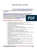 A Pa Citation Guide