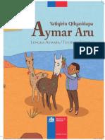 Texto de Estudio 1ro Basico Lengua Aymara