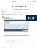 How to Configure High Availability on PAN-OS  Palo Alto Networks Live