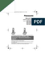 Panasonic KX - TG 1611 JT
