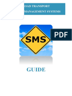 Guide on Road Safety Management Systems