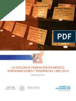 Violencia feminicida en México aproximaciones y tendencias 1985_2014.pdf