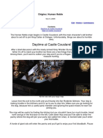 Dragon Age Origin Walkthrough