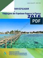 Kabupaten Pangkep Dalam Angka 2016