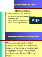 Macro Introduction