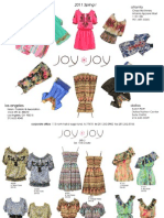 Joy Joy 2011 Spring-I 08-06-10