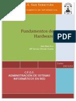 ASIR 1 - Fundamentos de Hardware 2013-2014