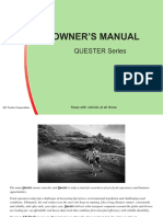 Ud Owners Manual Ud Quester 22-November-2013
