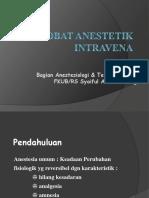 07. Obat Anestetik Intravena-dr Ristiawan - Copy