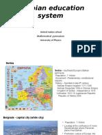 Education System333