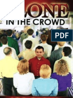 Alone in the Crowd - Joe Crews